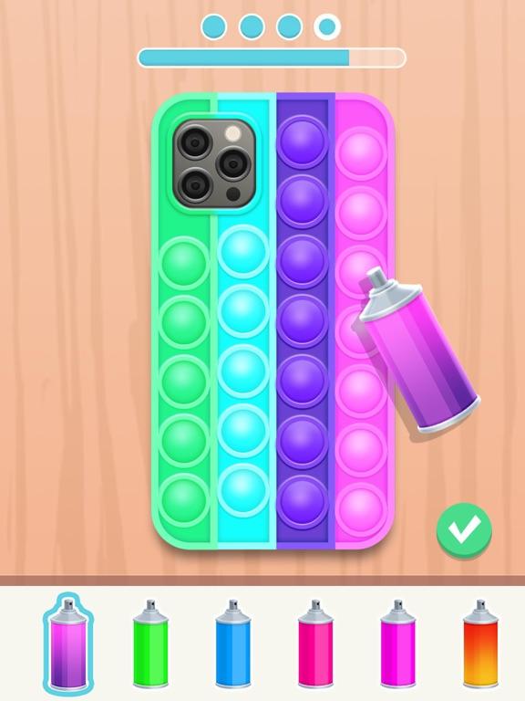 Phone Case DIY iPad app afbeelding 1