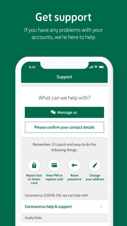 Lloyds Bank Mobile Banking screenshot-9