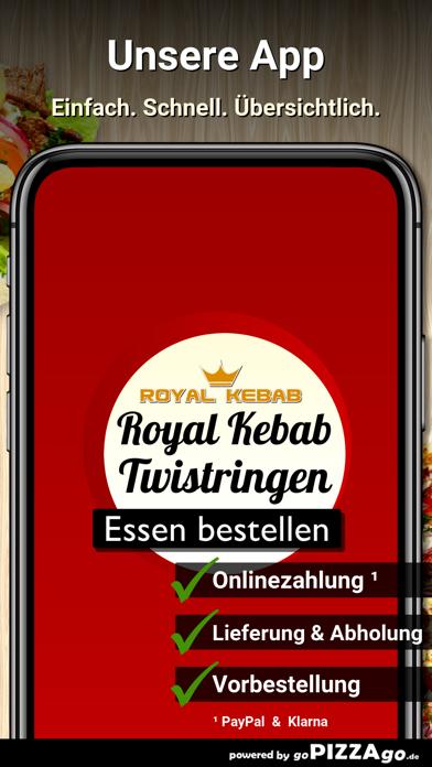 Royal Kebab Twistringen screenshot 1