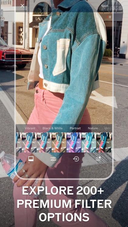 VSCO: Photo & Video Editor screenshot-7