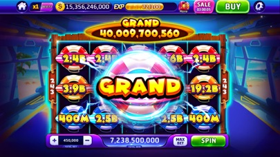 Jackpot Crush - Casino Slotsのおすすめ画像10