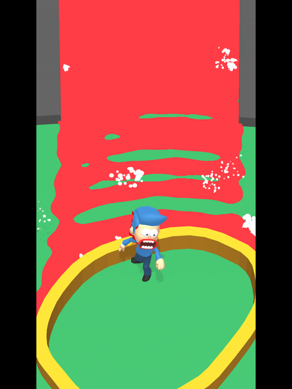 stop the flow! - rescue puzzle screenshot 7