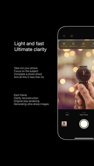 Download NC PRO - Micro Pro Camera for Android