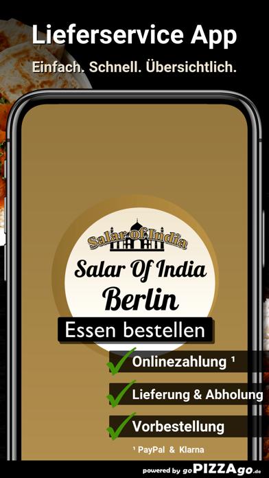 Salar Of India Berlin screenshot 1