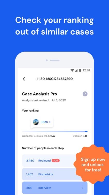 Lawfully USCIS Case Tracker
