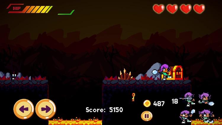 Four Course Combat: Platformer screenshot-3