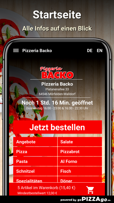 Backo Mörfelden-Walldorf screenshot 2