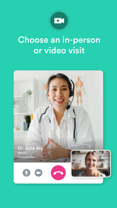 Solv: Same-day healthcareScreenshot of 4