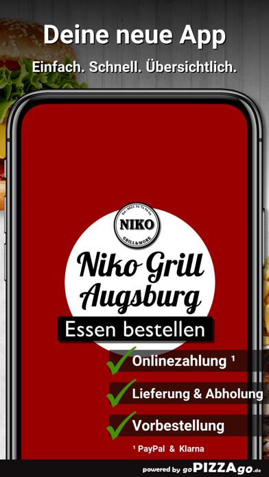 Niko Grill & More Augsburg screenshot 1