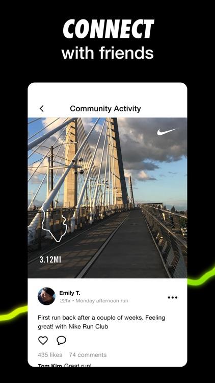 Nike Run Club: Running Coach screenshot-4
