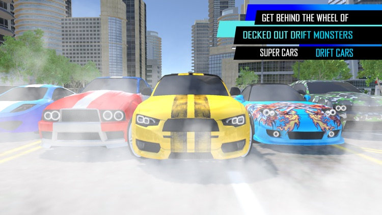 Car Drift : Car Racing Games screenshot-3
