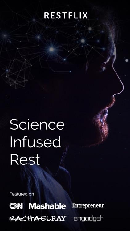 Restflix: Science Infused Rest screenshot-0