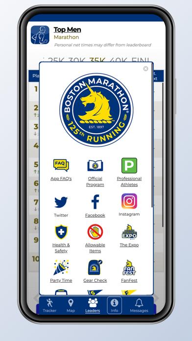 B.A.A. Racing App screenshot 6