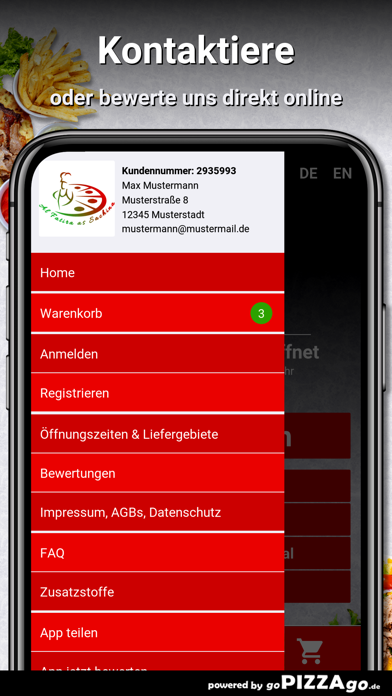 Al Fatira As Sachina Berlin screenshot 3
