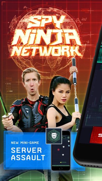 Spy Ninja Network - Chad & Vy screenshot-0