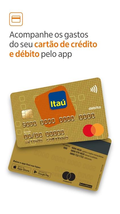 Banco Itaú screenshot-5