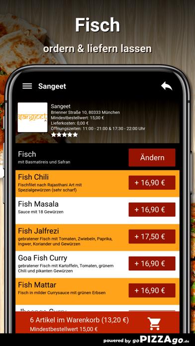 Sangeet München screenshot 6