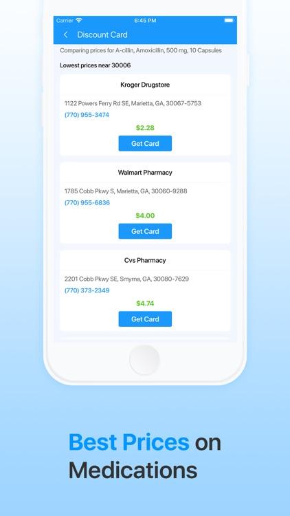 RxValet - Best Retail Price screenshot-3