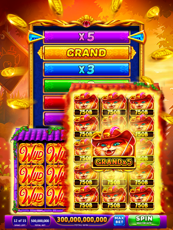 Slotsmash™-Jackpot Casino Slot screenshot 12