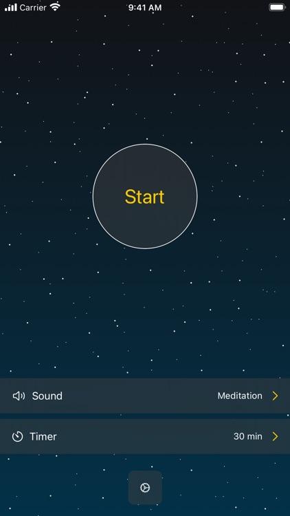 Sleep - Relax & Meditate screenshot-0