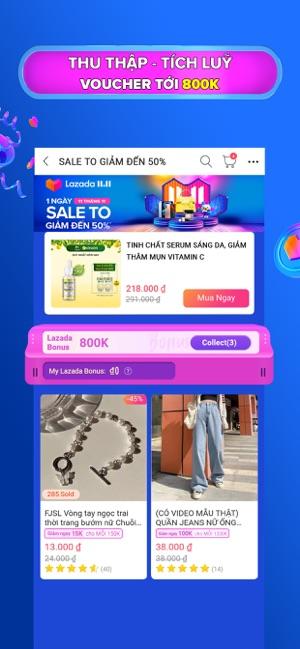 Lazada 1 Ngày Sale To 11.11