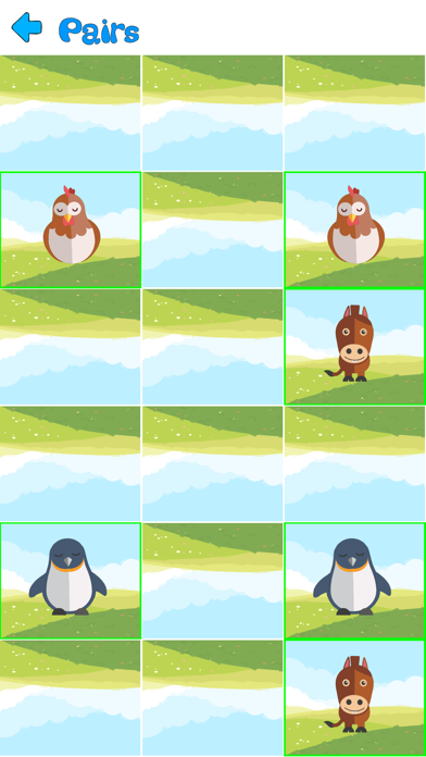 Animal Games Puzzle Sounds etc screenshot 2