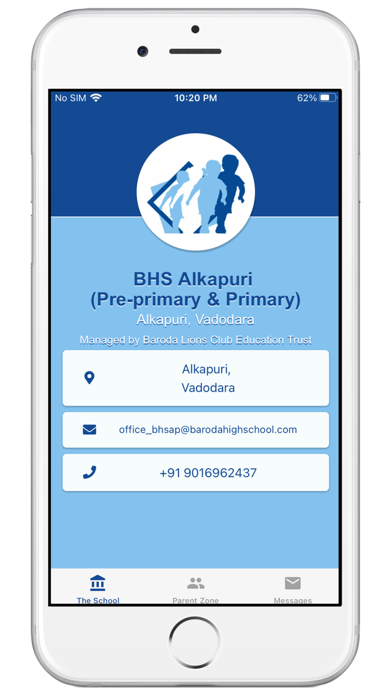 BLCET Alkapuri Primary School screenshot 1