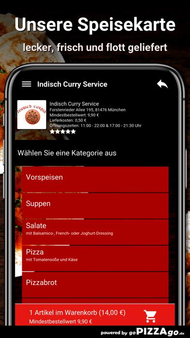 Indisch-Curry Service München screenshot 4