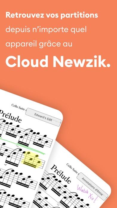 Newzik: Lecteur de Partitions
