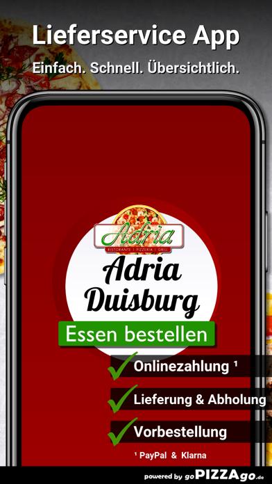 Pizzeria Adria Duisburg screenshot 1