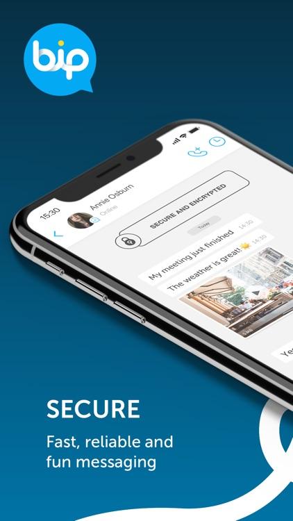BiP - Messenger, Video Call screenshot-0