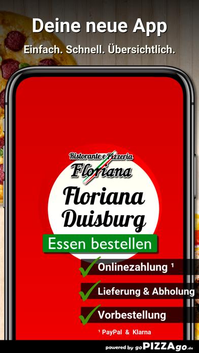 Pizzeria Floriana Duisburg screenshot 1
