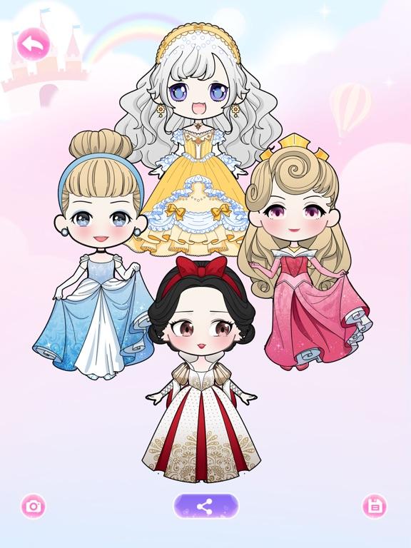 Anna Doll - Dress Up Game screenshot 12
