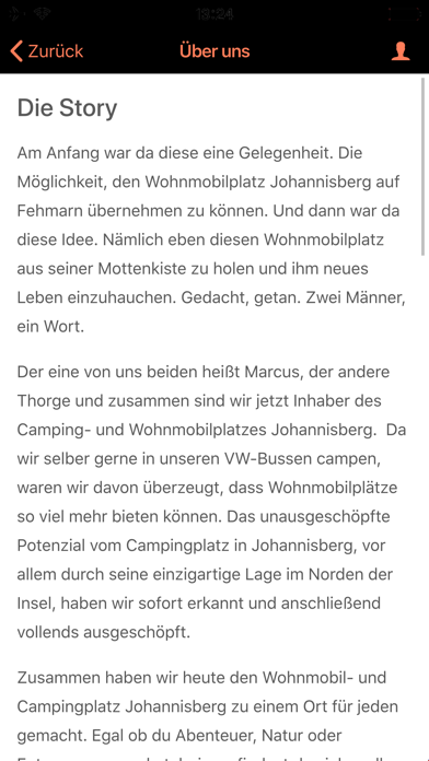 Campingplatz Johannisberg screenshot 6