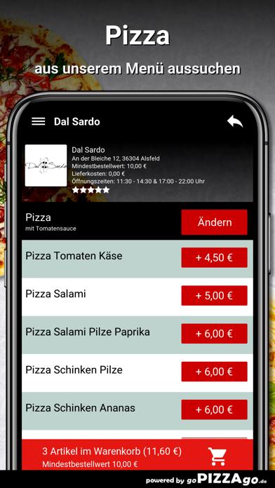 Dal Sardo Alsfeld screenshot 5