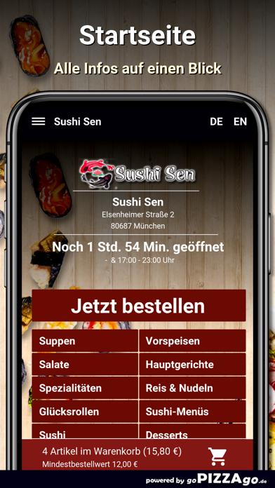 Sushi Sen München screenshot 3