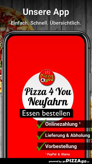 Pizza 4 You Neufahrn screenshot 1