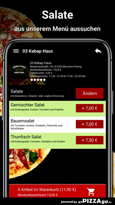 03 Kebap Haus München-Pasing screenshot 5