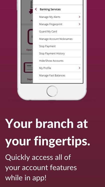 Lake Shore Savings Bank Mobile screenshot-4