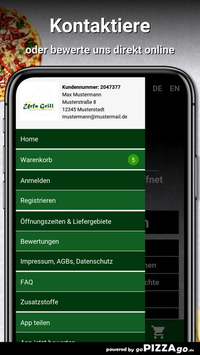 Urfa Holzofen Grill Hilden screenshot 3