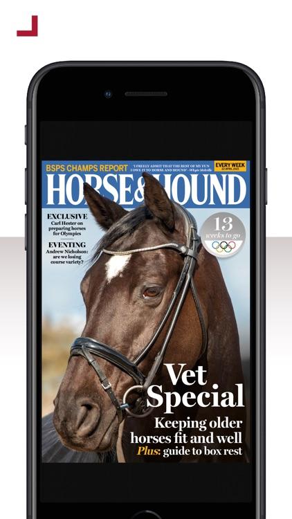 Horse & Hound Magazine INT