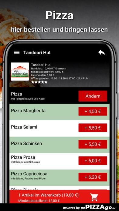 Tandoori Hut Eisenach screenshot 6