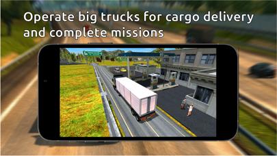 3D Truck Driveのスクリーンショット5