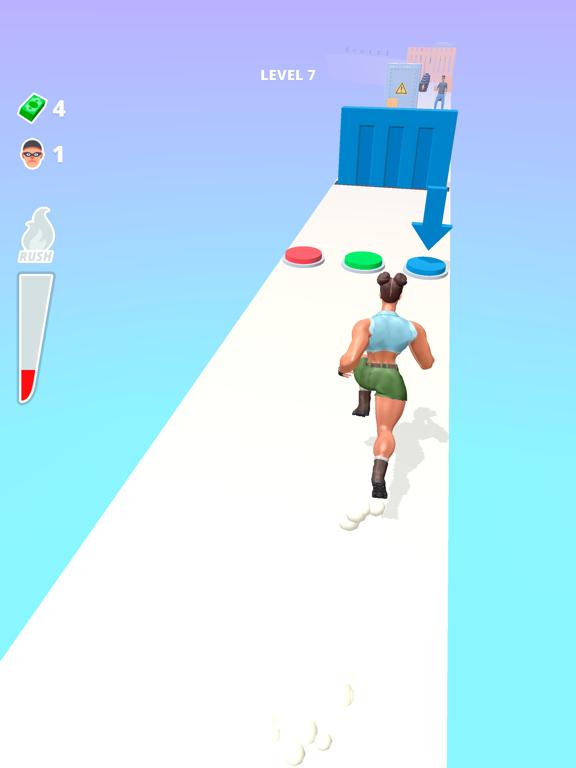 Muscle Rush - Destruction Run screenshot 14
