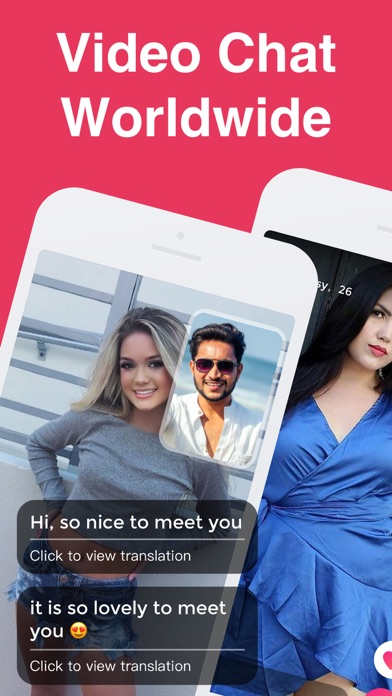 Chatjoy-Live Video Chat AppScreenshot of 1