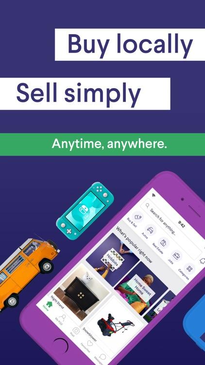 Kijiji: Buy & sell, get deals screenshot-0