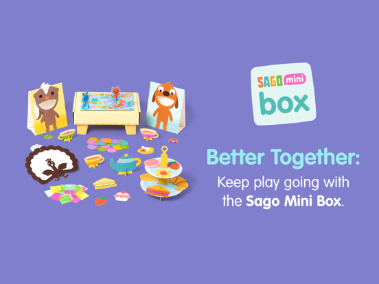 Sago Mini Apartment Adventure screenshot 16