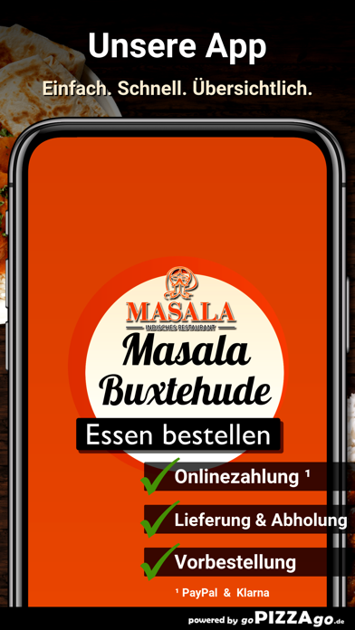 Masala Buxtehude screenshot 1