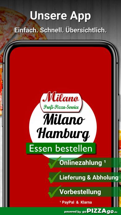 Milano Hamburg screenshot 1