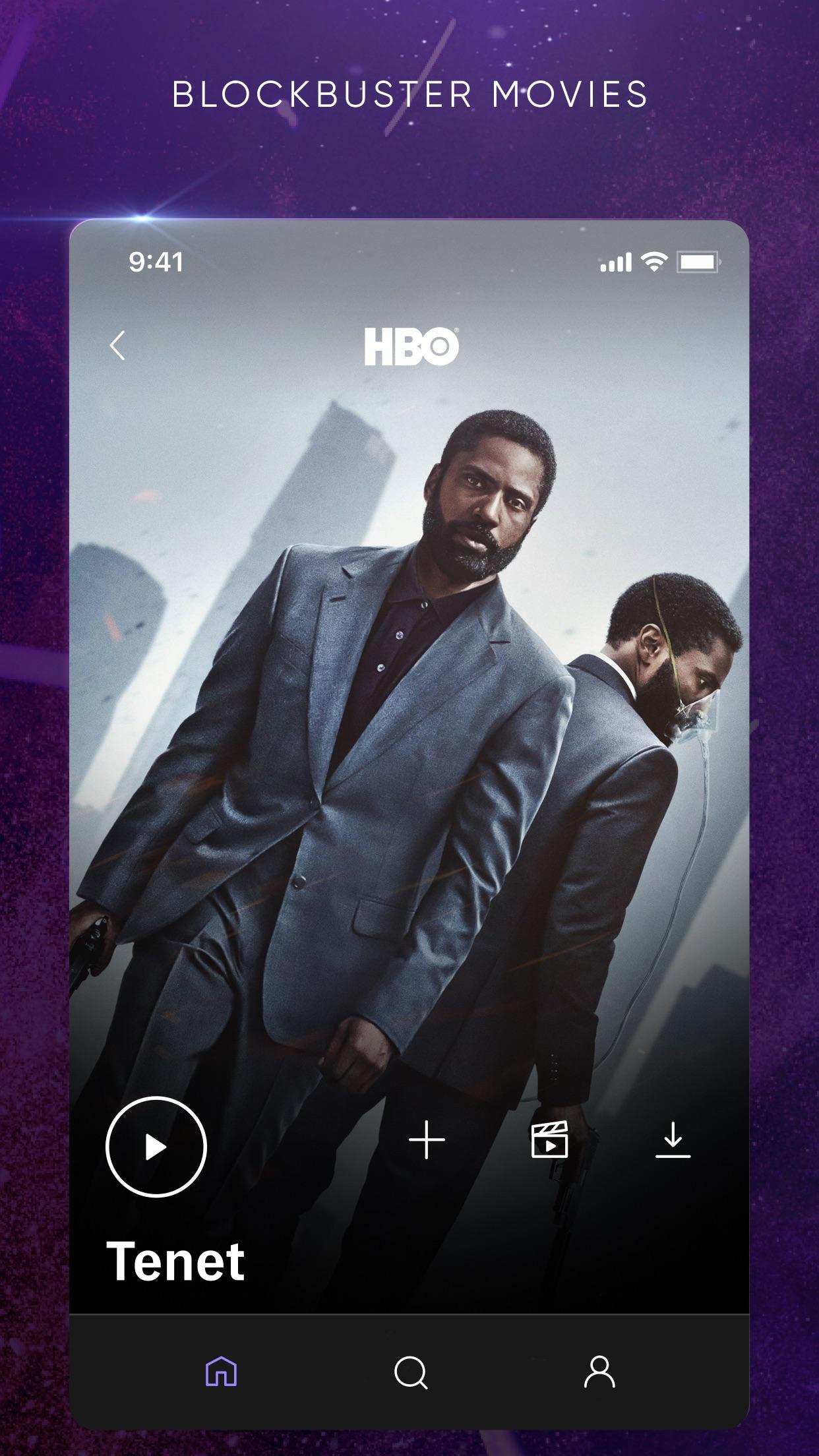 HBO Max: Stream TV & Movies Screenshot